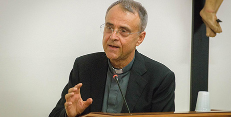 Msgr Philippe Bordeyne (CNS/Pontifical John Paul II Theological Institute for Marriage and Family Sciences)