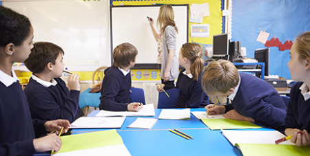 The Gonski review recommended a student-centred curriculum and personalised approach to teaching (Bigstock)