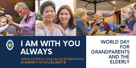 Pope Francis has called on the faithful to celebrate the first World Day for Grandparents and the Elderly (ACBC)